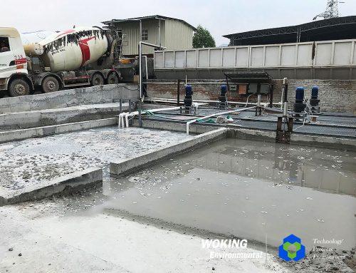 广东搅拌站污水回收系统